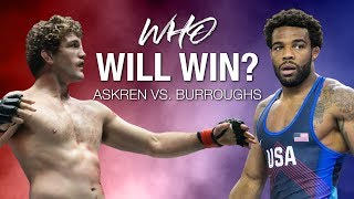 Ben Askren and Jordan Burroughs Will Wrestle at Beat the Streets