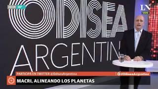 Carlos Pagni: Macri, alineando los planetas - Editorial - Odisea Argentina