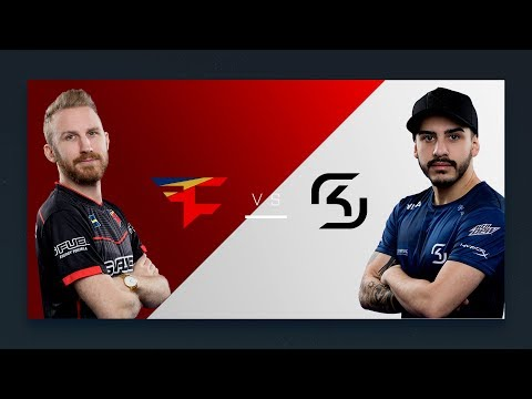 CS:GO - FaZe vs. SK [Overpass] Map 2 - GRAND FINAL - ESL Pro League Season 6 Finals