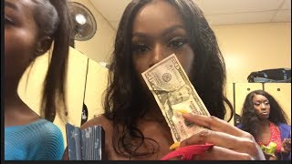 SATURDAY NIGHT AT THE STRIP CLUB - $1000 MANIFESTATION - I RAN INTO A SUBSCRIBER