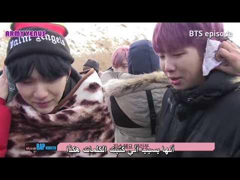 كواليـس أمڨي سبرينغ داي - مـتـرجـم -  ( Spring Day Episode BTS ( Arabic Sub