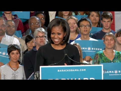 First Lady Michelle Obama: Help Colorado Get Out the Vote - OFA Colorado