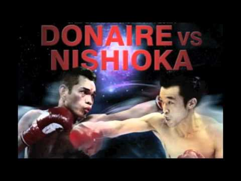 0 - Boxing: Donaire vs Nishioka - Media Conference Call - Boxing and Boxers