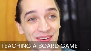 Teaching A Board Game