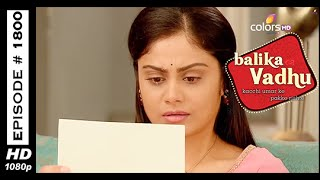Balika Vadhu - ?????? ??? - 24th January 2015 - Full Episode (HD)
