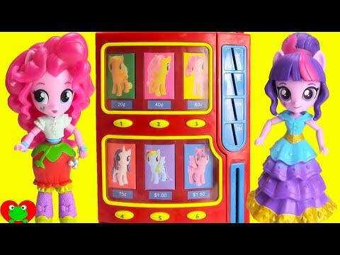 My Little Pony Vending Machine Surprises