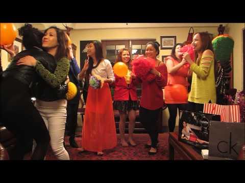 Harlem Shake Bloopers, Filipina Friends Birthday, Behind the Scenes