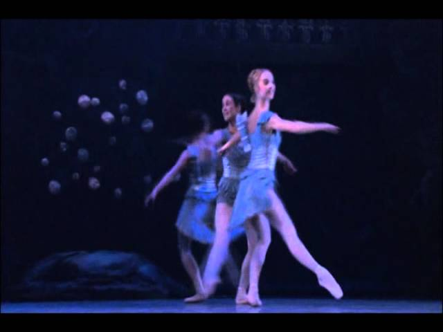 Sylvia variation act 1 - The Royal Ballet