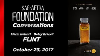 Conversations with Marin Ireland and Betsy Brandt of FLINT