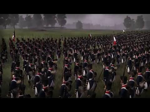 Napoleon: Total War Waterloo Intro