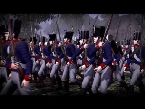 Napoleon: Total War Waterloo Intro