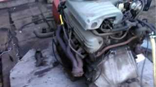 ford 302cc first start