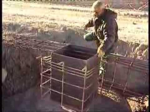 Cubix des coffrages m talliques pr fabriqu s pour for Choisir et realiser les fondations