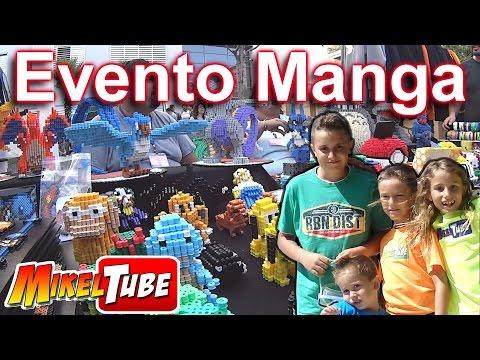 Evento Manga akihabara deep en San Adrian del Besos