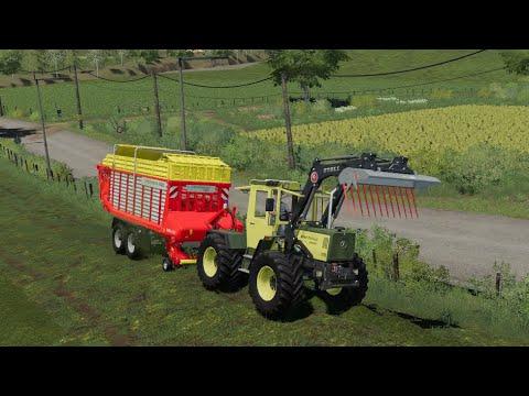 LS19 The Old Farm #16 Wir kaufen einen Ladewagen