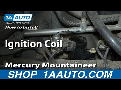 how to install ba coil pack