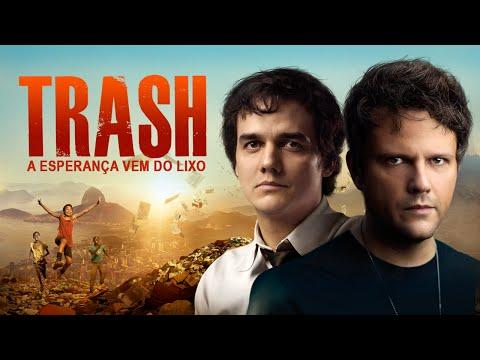 Trash - A Esperança Vem do Lixo - Trailer Internacional