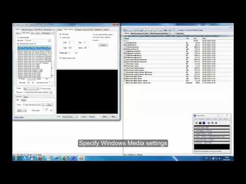 Video Capture SDK / SDK .Net - Video preview with network streaming