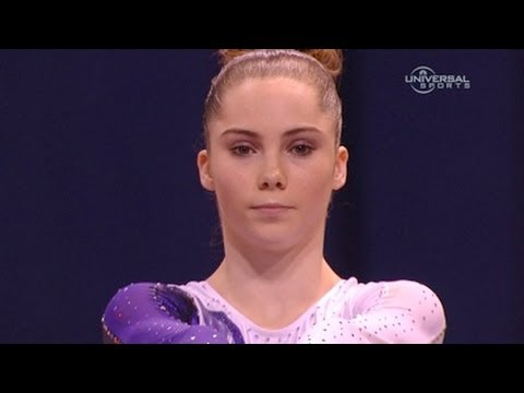 McKayla Maroney Debuts new Vault at the 2012 Classic