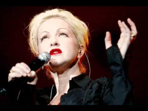 Cyndi Lauper - White Mans Melody