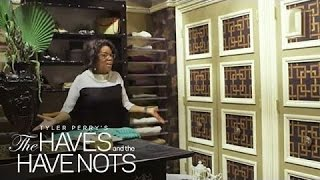 Speedy Set Tour | Tyler Perry's The Haves and the Have Nots | Oprah Winfrey Network