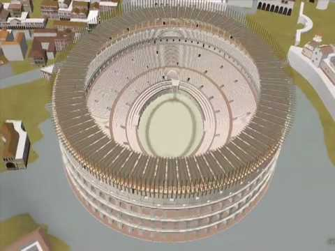 Discover Ancient Rome in Google Earth