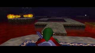 The Legend of Zelda-Ocarina of Time ao Vivo PT-BR 10