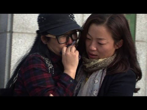 South Korea ferry disaster families furious at trial verdicts