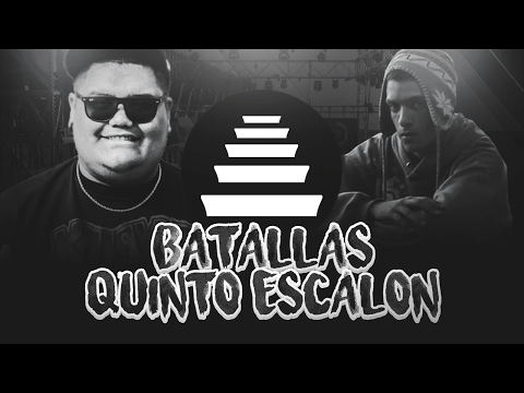 EL QUINTO ESCALON 2017 | TODAS LAS BATALLAS!!!! | REACCION