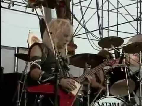 Judas Priest - Green Manalishi LIVE AID 1985