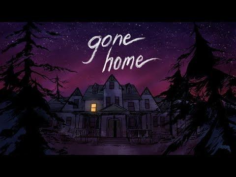 Gone Home #2 На чердаке кто то есть