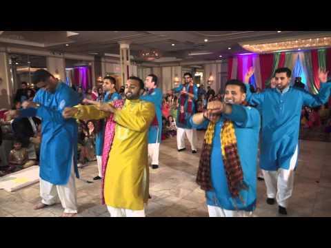 media mehndi dance