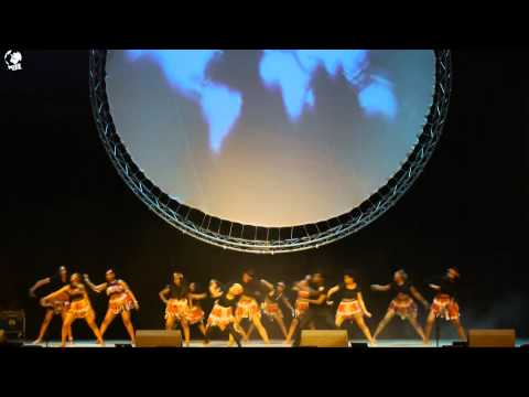 African Societies (EA SOC and ACS) at the International Cultural Evening 2015 (#ICE2015)