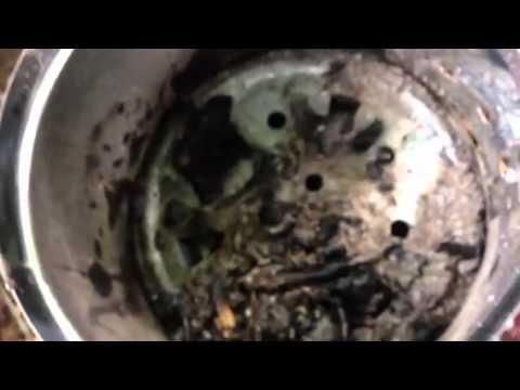 Leaking Turkish Kettle
