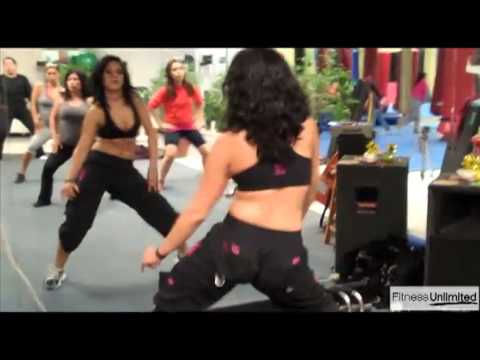 Zumba Abs  Workout           38 Sec video