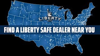 How to Find a Home Safe Dealer - Find a Liberty Safe Dealer Near You and See America's Best Safes
