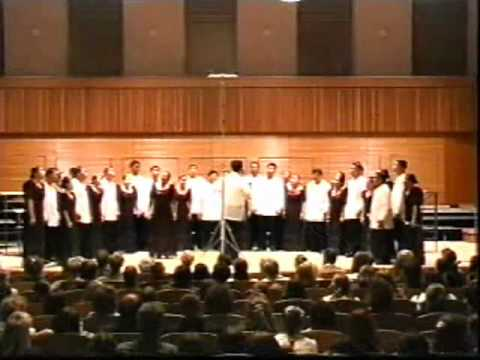 UST Singers - Unusual Way