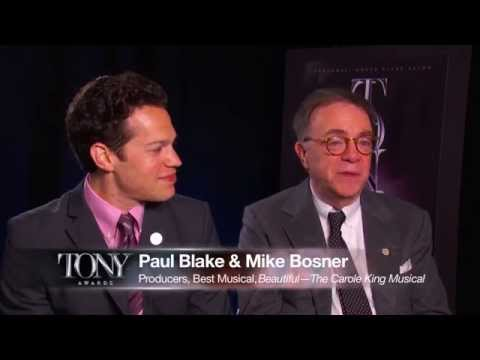 2014 Tony Awards Meet the Nominees: Paul Blake and Mike Bosner