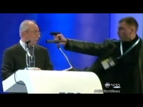 Brazen Assassination Attack on Politician Caught on Tape