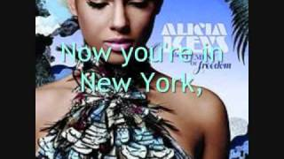 Empire State Of Mind Part Ii Broken Down Alicia Keys