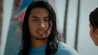 Power Rangers Dino Super Charge - Blue Ranger Koda/Yoshi Sudarso Seen on NCIS L.A