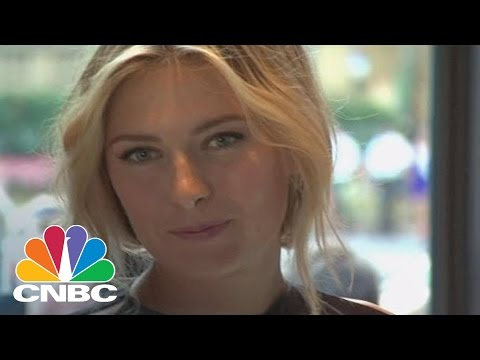 Maria Sharapova May Never Play Tennis Again: Bottom Line | CNBC