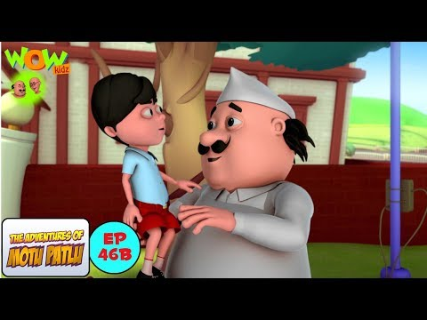 Samaj Sewa - Motu Patlu in Hindi WITH ENGLISH, SPANISH & FRENCH SUBTITLES thumbnail