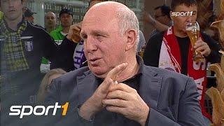 Bruder Dieter: So geht es Uli Hoeneß   SPORT1 DOPPELPASS