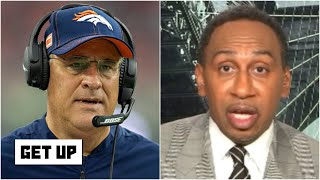 Stephen A. shocked by Vic Fangio's comments about racism in the NFL | Get Up