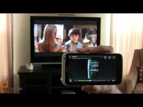 Video: HTC Media Link HD demo