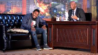 Robel Kiros this week on Seifu on EBS