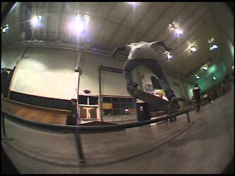Justin Adeniran at Xpark
