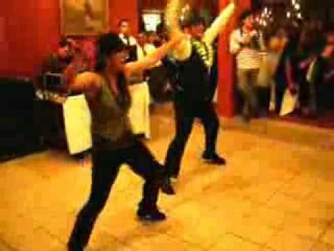 Danza kuduro Felipe Gissella Eventos Baile Entretenido