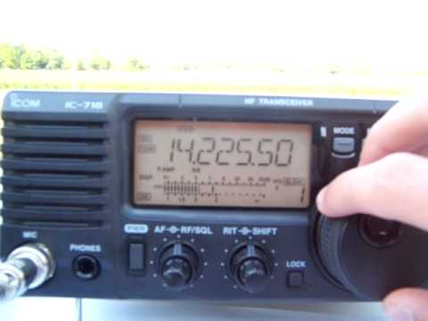 field day icom 718